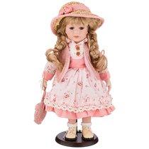 Кукла Фарфоровая Декоративная Высота 42см - Reinart Faelens