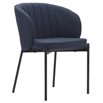 Кресло Coral, темно-синее - Berg