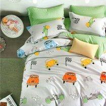 Постельное белье Karna Delux Rule, подростковое, 1.5-спальный - Karna (Bilge Tekstil)
