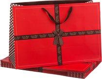 Комплект Бумажных Пакетов Из 10 шт. 60X40X23 см - Vogue International