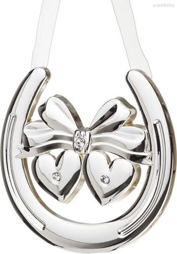 Подкова Декоративная Сердца 9x9 см - Guangzhou Xincle Handicraft Liu Qing Jewelry