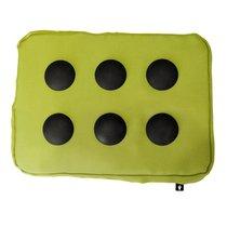 Подставка для ноутбука Surfpillow Hightech зеленая-черная - Bosign