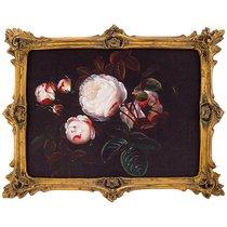 Панно Настенное Розы 39x3,5x31 см - Kimberley International