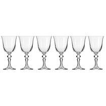 """Набор бокалов для красного вина Krosno """"Криста"""" 220мл, 6 шт - Krosno"""