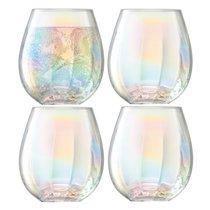 Набор из 4 стаканов Pearl 425 мл - LSA International