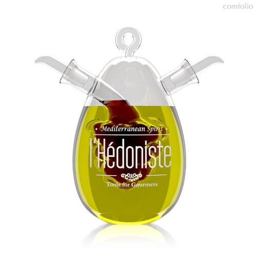 Емкость для масла и уксуса l'Hedoniste 400мл, цвет прозрачный - Balvi