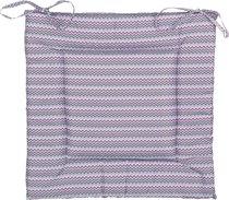 Сиденье Для Стула Миссони Фиолет40x40 см ,100% Полиэстер - Gree Textile Dingfeng