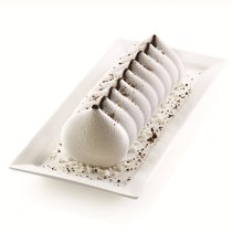 Форма для приготовления пирогов Meringa 25 х 7,5 см силиконовая - Silikomart
