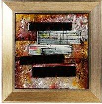 Картина стеклянная Авангард 30х30см - Top Art Studio