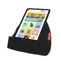 Подставка для планшета и смартфона Micro Puff черная, цвет черный - Balvi