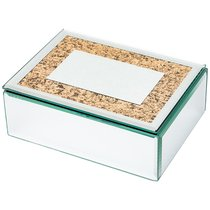 Шкатулка Коллекция Luxury 16x12x6 см - Dalian