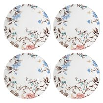 """Набор тарелок обеденных Lenox """"Цветущая лоза"""" 27см, 4шт - Lenox"""