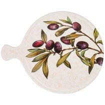 Подставка Под Горячее Cuore Olives 22Х27 см Без Упаковки - Ceramica Cuore