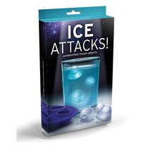 Форма для льда Ice Attaсks - Fred & Friends