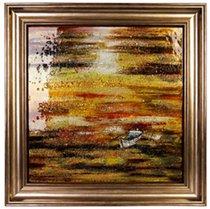 Картина стеклянная Сансет Вояж 50х50см - Top Art Studio