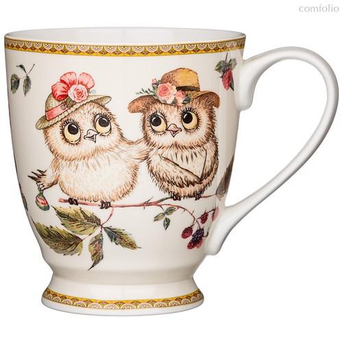 Кружка Lefard Owls Party 480 мл - Jinding