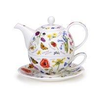 """Набор чайный Dunoon 500мл """"Полевые цветы. Эгоист"""" - Dunoon"""