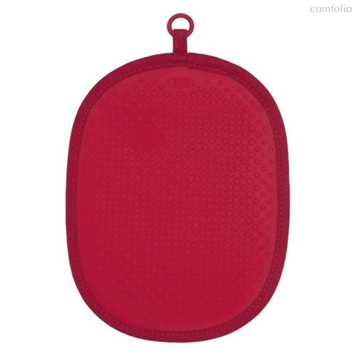 Прихватка OXO, 25х19см, силикон красная - Oxo