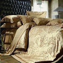 Комплект постельного белья TJ-11, цвет бежевый, размер 2-спальный - Famille