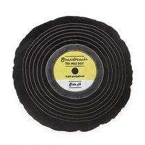 Подушка диванная Soundtracks, цвет черный - Balvi