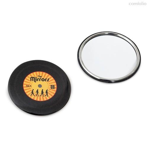 Зеркало карманное The Mirrors желтое, цвет желтый - Balvi