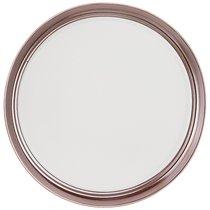 Тарелка Обеденная Copper Line 28 см - Top Collection