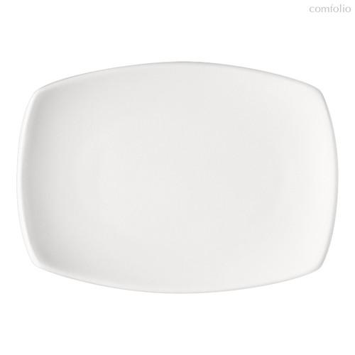 Тарелка прямоугольная Coupe 28х18 см, плоская, Options - Bauscher
