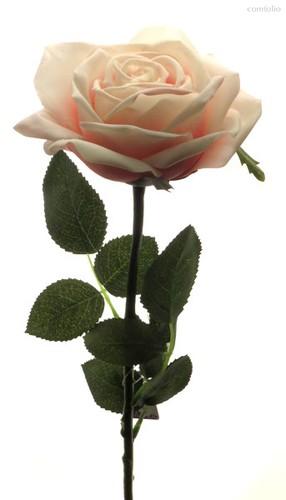 Роза Гран При розовая 65 см живое прикосновение (24 шт.в упак.) - Top Art Studio