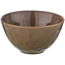 Салатник Concerto диаметр 15 см Высота 8 см Серый, цвет серый - Hunan Huawei