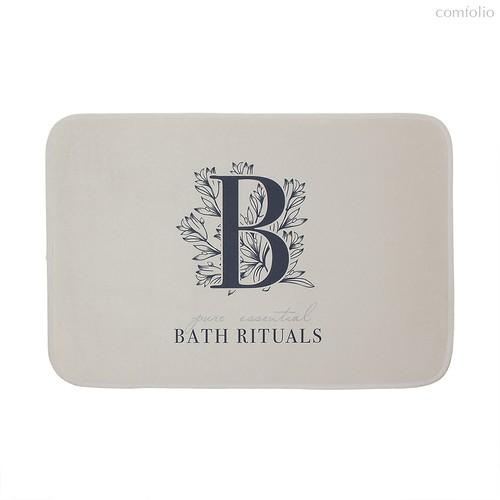 Коврик для ванной Bath Rituals, цвет бежевый - D'casa