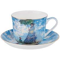 Чайный Набор Дама с Зонтиком - Meizhou Yuesenyuan