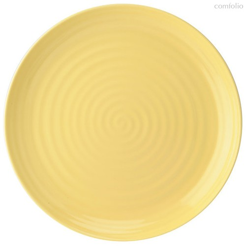 """Тарелка закусочная Portmeirion """"Софи Конран для Портмейрион"""" 22см (желтая), цвет желтый - Portmeirion"""