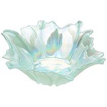 Блюдо Глубокое/Ваза Для Фруктов Beauty Mint 24см Без Упаковки - Akcam