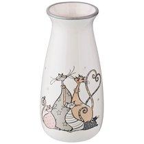 Ваза Коллекция Счастливое Семейство 9,6x9,6x19,5 см - Zhenfeng Ceramics