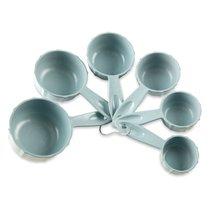 Набор из 6 мерных чашек для форм для выпечки Nordic Ware (серо-голубой) - Nordic Ware