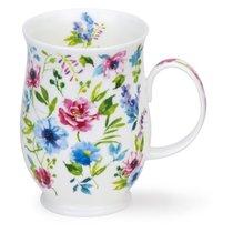 """Кружка Dunoon """"Голубые цветы.Саффолк"""" 310мл - Dunoon"""
