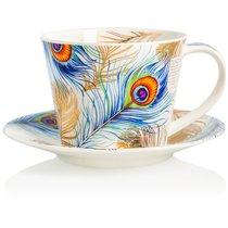 """Чашка чайная с блюдцем Dunoon """"Шакила.Айлей"""" 350мл - Dunoon"""