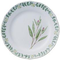 """Тарелка обеденная 27,5см """"Английские травы"""" - Noritake"""