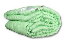 """ОСБ-22 Одеяло """"Бамбук"""" 200х220 классическое, цвет салатовый - АльВиТек"""