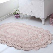 Коврик для ванной Diana, кружевной, цвет бежевый, 50x80 - Bilge Tekstil