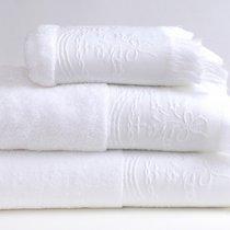 Полотенце банное Sense Beyaz, цвет белый, размер 50x90 - Irya