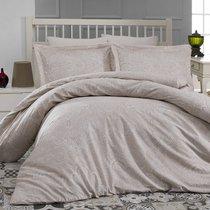Постельное белье Altinbasak Easter, цвет коричневый, 2-спальный - Altinbasak Tekstil