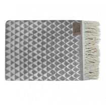 Плед BLANKET, цвет серый, 130 x 180 - Erteks Tekstil