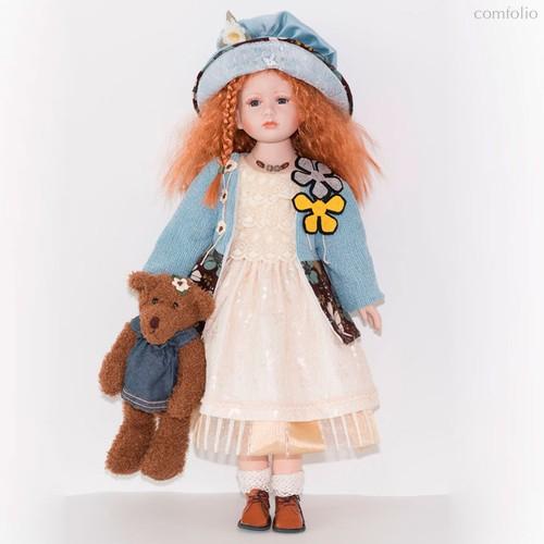Кукла фарфоровая Александра 66 см - Top Art Studio