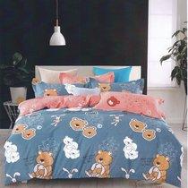 Постельное белье Karna Delux Beals, подростковое, 1.5-спальный - Karna (Bilge Tekstil)