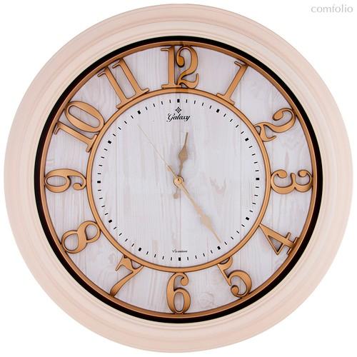 Часы Настенные Кварцевые Диаметр 46 см Диаметр Циферблата 38,2 см - Aypas