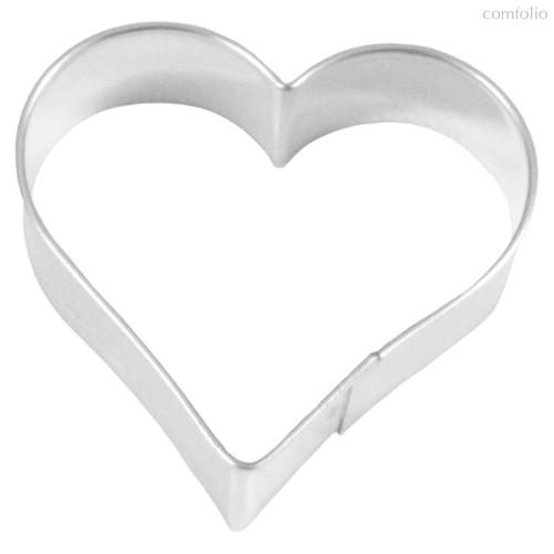 Формочка для печенья Birkmann Сердце 6,5см, сталь - Birkmann