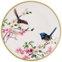 Тарелка Закусочная Цветущий Сад 20 см - Meizhou Yuesenyuan