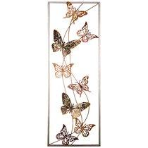 Панно Настенное Коллекция Бабочки 31,1x89,5x4,4 см - FUZHOU SMART HOME DECORATION
