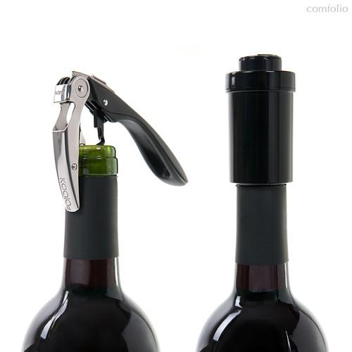 Набор для вина Wine Lovers, цвет черный - Koala